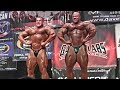 Phil Heath & Jay Cutler Guest Pose At Ohio Natural Show