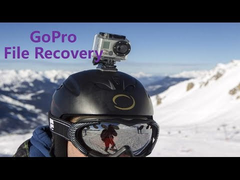 How to Recover Deleted Photos/Videos from GoPro