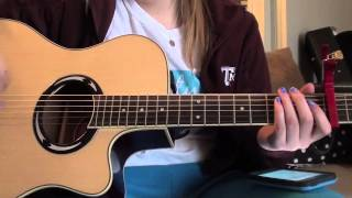 Everything Has Changed- Taylor Swift Easy Guitar Tutorial