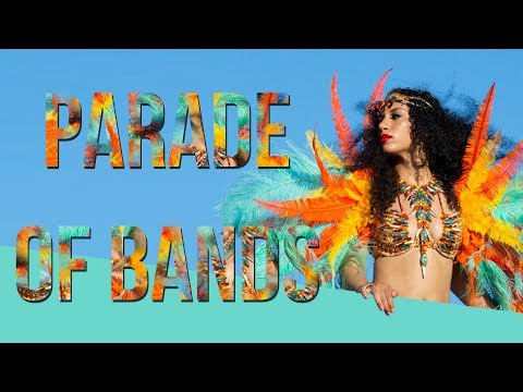 BHW 'Last Lap' Parade of Bands, June 19 2017