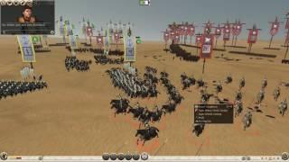 Total War Rome 2 - LOTR Gondor unit pack - Ultimate Gondor Army - 2600 vs 6100 unit
