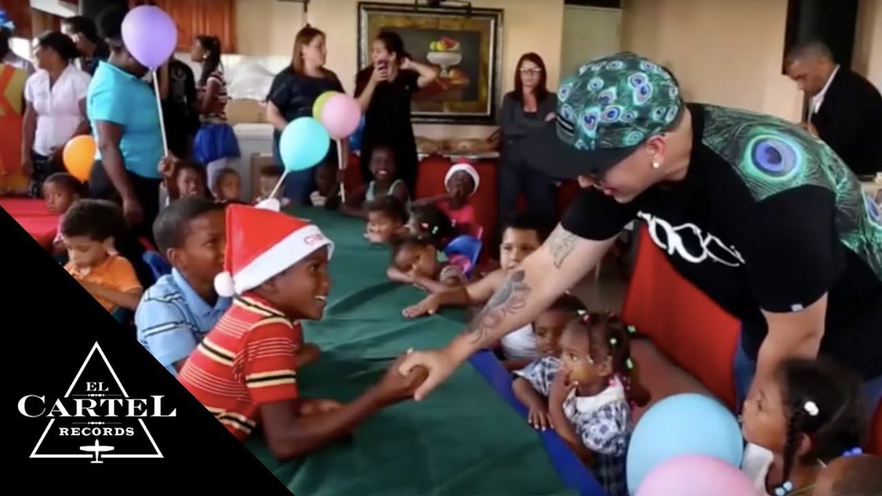 Daddy Yankee • DADDY'S HOUSE • Non Profit Foundation (Behind the Scenes)