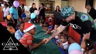 Daddy Yankee • DADDY'S HOUSE • Non Profit Foundation