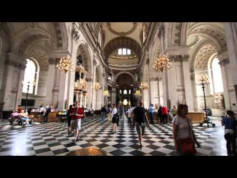147:  Inside St Paul's Cathedral