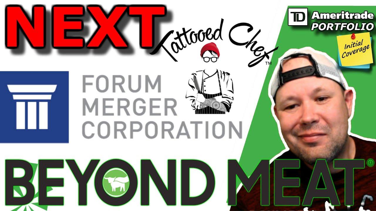Forum Merger Corporation stock (FMCI)   The Next Beyond Meat?!?!?   FMCI stock   Spec stock