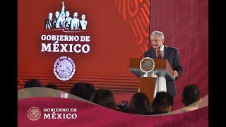 #ConferenciaPresidente | Lunes 18 de marzo de 2019