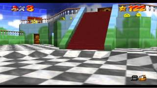 Super Mario 64 Bloopers-Scatman the fixer