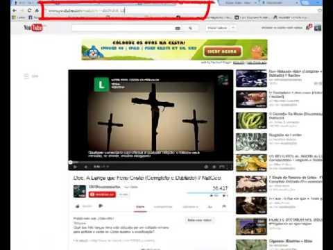 como baixar um video do youtube