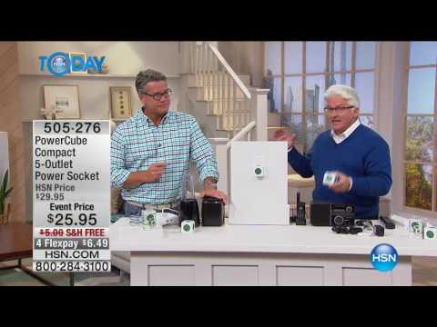 HSN | HSN Today: American Dreams / Travel Solutions 09.06.2016 - 07 AM