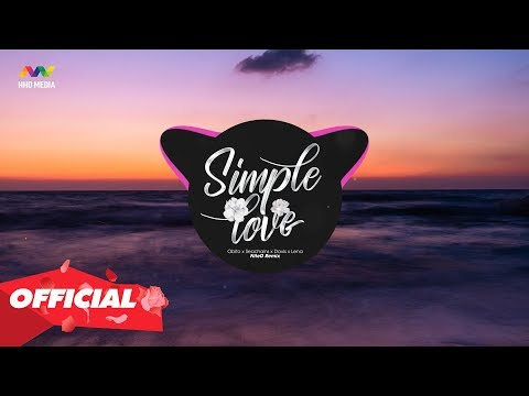 SIMPLE LOVE (NiteD Remix) - Obito X Seachains X Davis X Lena | 1 HOUR VERSION OFFICIAL