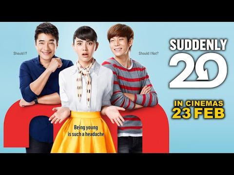 Suddenly 20 Official Trailer (In Cinemas 23 February)