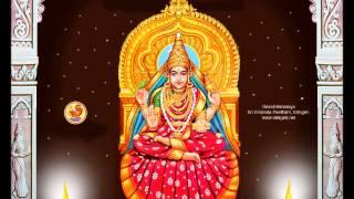 Sharada bhujanga prayata stotram ashtakam   Carnatic Style AIR Bhakti Ranjani