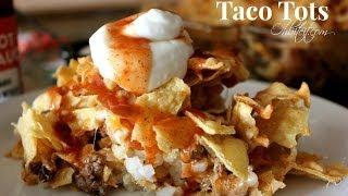 """""""taco Tots"""""""