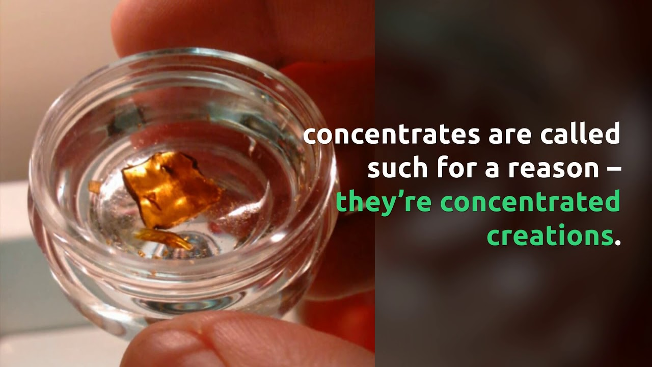 THC Extraction: The Process Behind How Concentrates Are Made