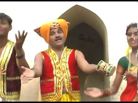 DAM DAM DAMARU BAJE-Marathi Song By Nitin Diskarkar