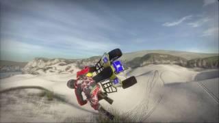 MX vs ATV Alive DLC HD video game trailer - X360 PS3 PC