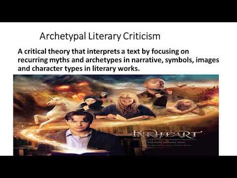 Understanding Archetypes Of Literature