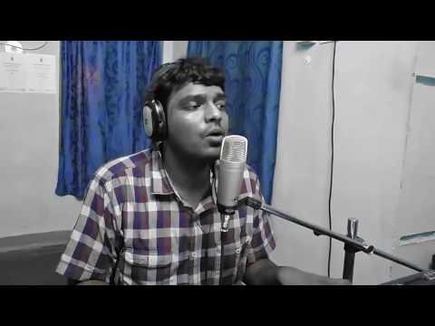 Adiye Azhage oru naal koothu cover Akash Muzic