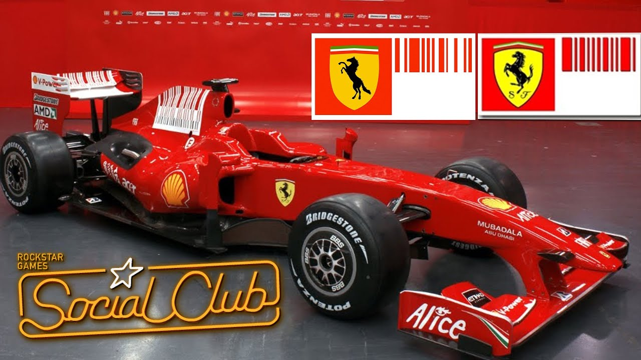 How-to Make A Ferrari-Marlboro Social Club Crew Livery - YouTube