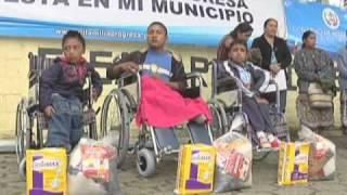 Mi Familia Progresa en Sta Apolonia, Chimaltenango