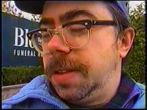 Kurt Cobain Was Mutilated - Richard Lee - Seattle Public Access TV - April 13, 2003