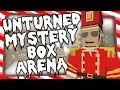 Unturned - Mystery Box Christmas Arena with Spanks & MeLikeBigBoom!