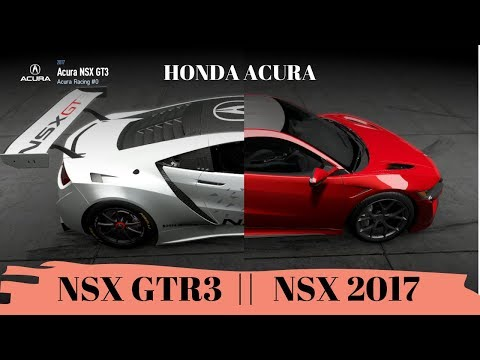 Acura NSX 2017|| Acura NSX GTR3 - Review Project CARS 2™