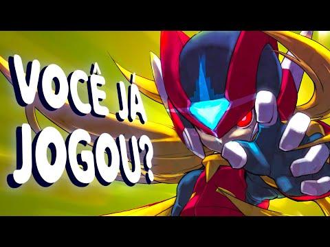 Você já jogou MEGAMAN ZERO 3?