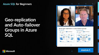 Geo-replication and Auto-failover Groups in Azure SQL | Azure SQL for beginners (Ep. 51)