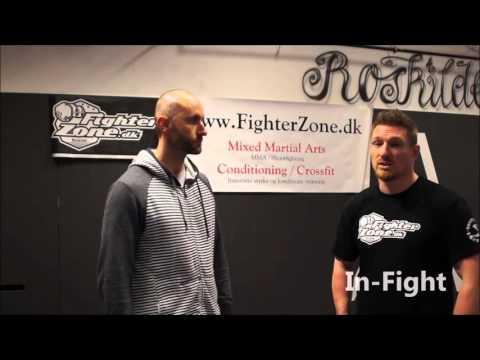 FighterZone dk interview med Mikkel Birch
