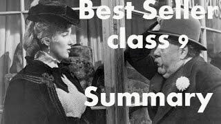Best Seller Summary Class 9 in Hindi