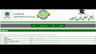 How to apply online | Election Commission of Pakistan Jobs 2020 | P.O Box No 1418, Jobs 2020 |
