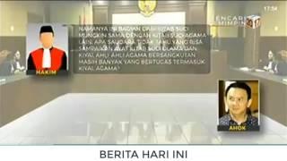 Video AHOK : RIZIEQ PEMBOHONG, REKAMAN SUARA AHOK DAN PAK HAKIM download MP3, 3GP, MP4, WEBM, AVI, FLV Mei 2018