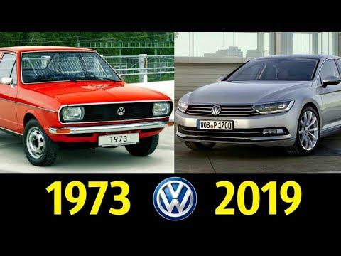Volkswagen Passat - Эволюция (1973 - 2019) ! История Создания !