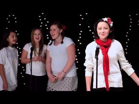 Michael Bublé & Shania Twain-White Christmas Lip Sync