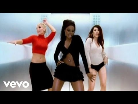 Sugababes - Push The Button (Official Music Video)