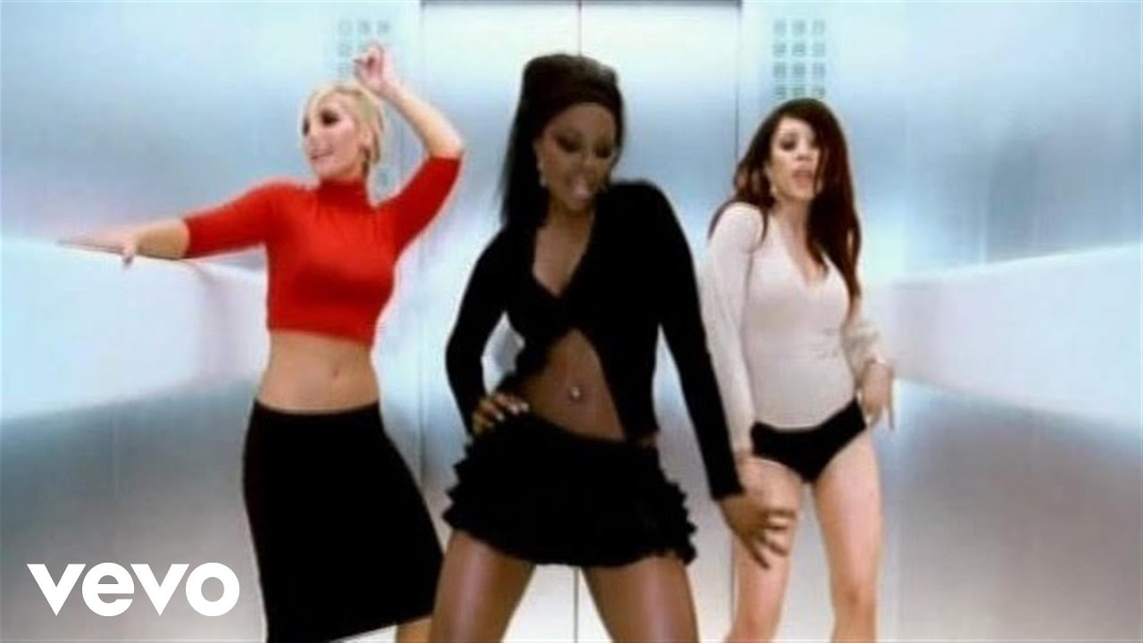 Sugababes - Push The Button You need To Watch This!!!