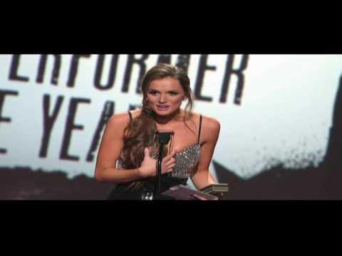 2010 AVN Awards Tori Black Wins For Performer Of The Year