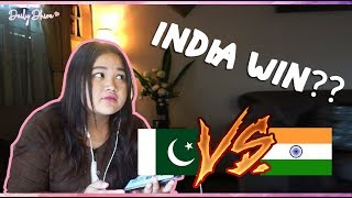 Pakistan Vs India Army Comparison, who win? Indonesian girl reaction
