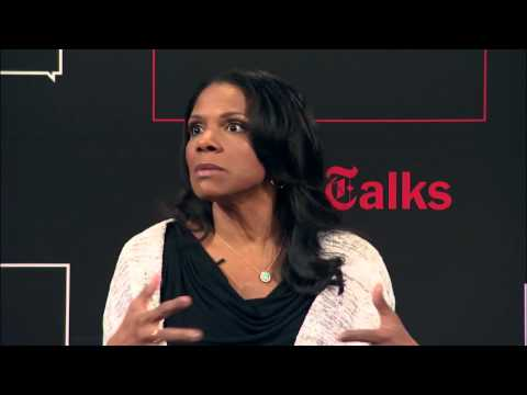 Audra McDonald and George C. Wolfe | Interview | TimesTalks ...