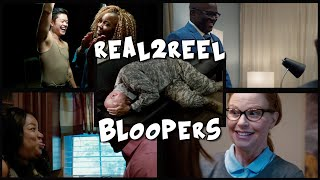 Real2Reel - Blooper Reel (Funniest Moments)
