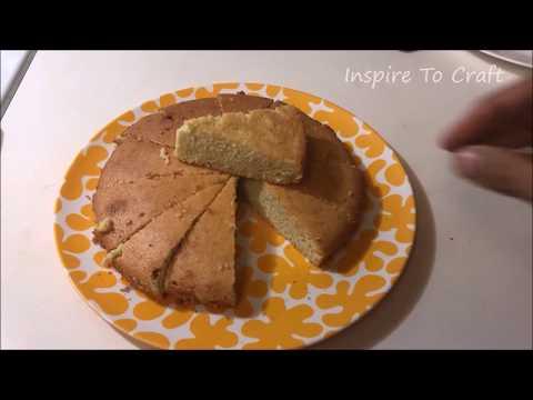 Healthy Almond Flour Cake (Easy DIY)