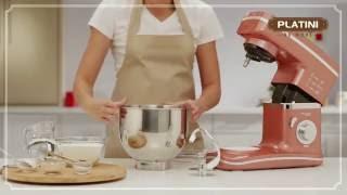 Platini Stand Mixer Demo Video