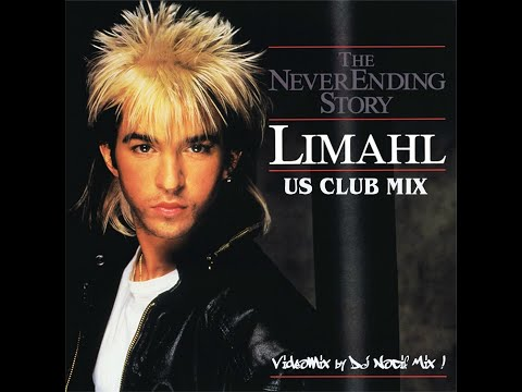 Limahl - Never Ending Story (US Club Mix) (VideoMix by DJ Nocif Mix !)