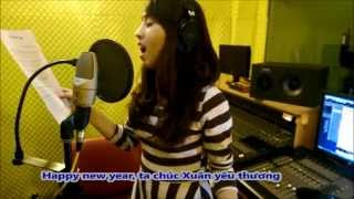 Xuân Yêu Thương - Happy new year [Kim Nguyen] David Dong
