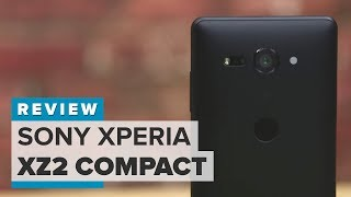 Sony Xperia XZ2 Compact review: A marvelous mini mobile