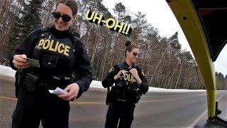 Police Vs. Maverick X3  Cool Cops