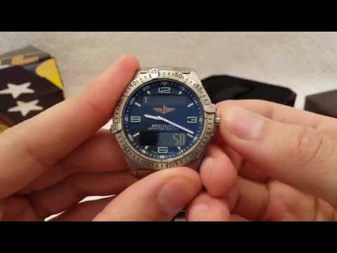 Breitling Aerospace Titanium