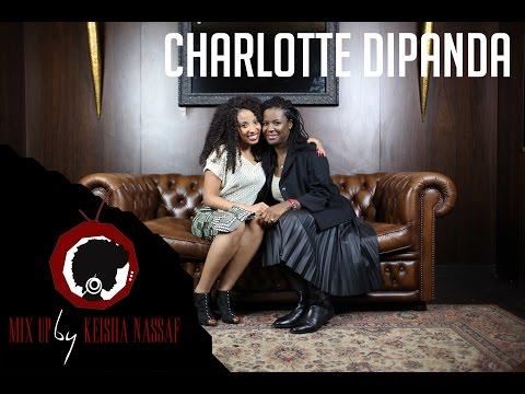 Charlotte Dipanda... Je porte la souffrance des autres au quotidien