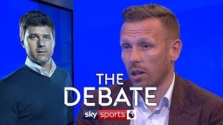 Will Pochettino still be Tottenham manager next season? | Paul Merson and Craig Bellamy | The Debate